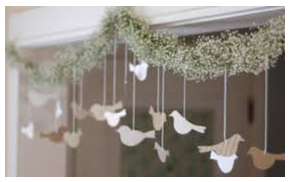 guirnalda bodas