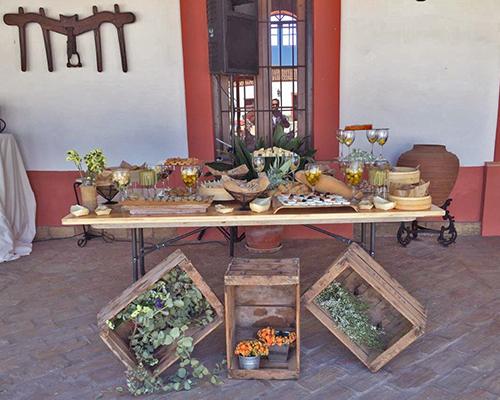 buffet hacienda bodas sevilla