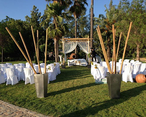 bengalas hacienda bodas sevilla