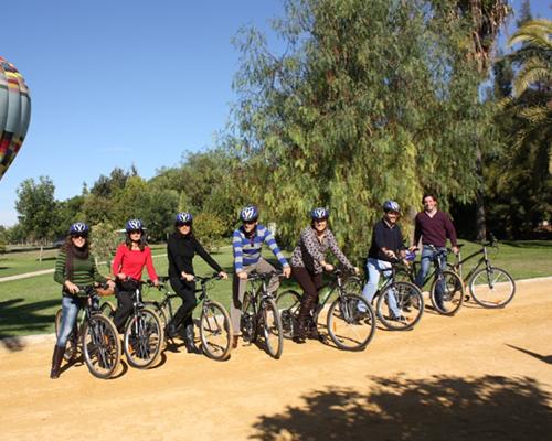 bicicletas cortijo sevilla