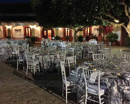 aire libre hacienda bodas sevilla