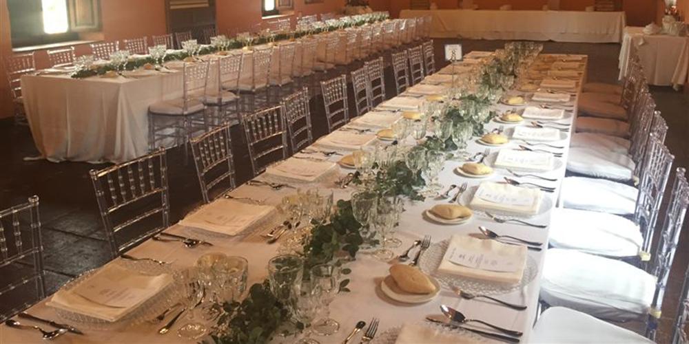 vajilla vintage hacienda bodas sevilla