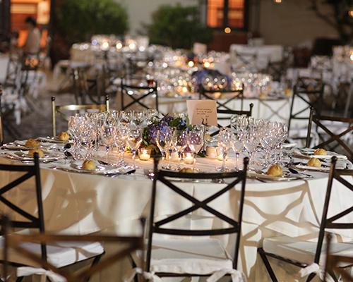 mesas hacienda bodas sevilla