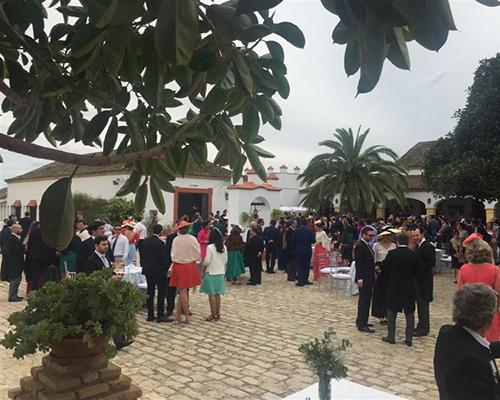invitados hacienda bodas sevilla