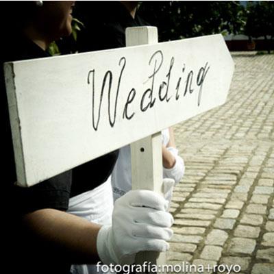 cartel boda hacienda sevilla