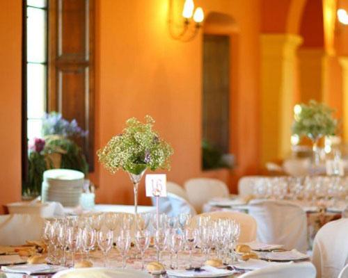 centro mesa hacienda sevilla