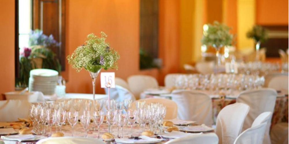 flores centro mesa hacienda sevilla