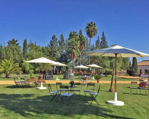 jardin hacienda sevilla