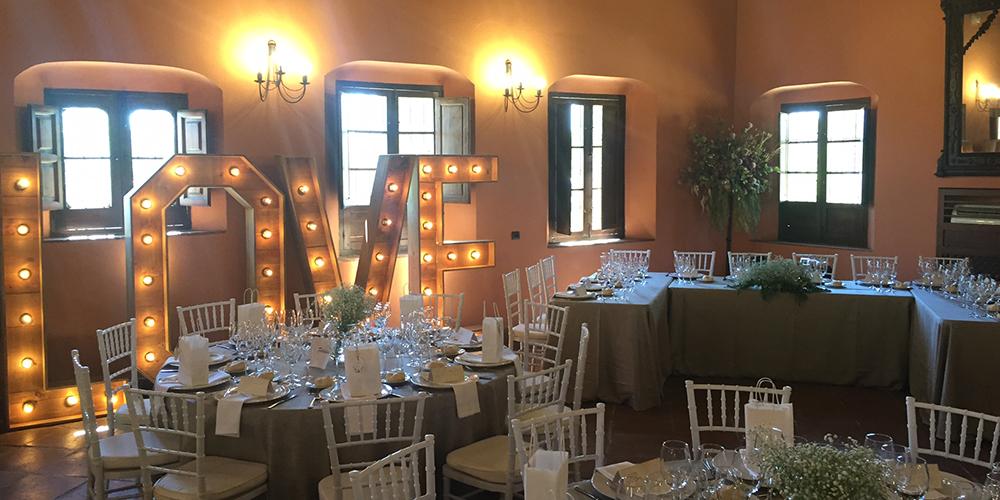 decoracion interior salones celebraciones sevilla
