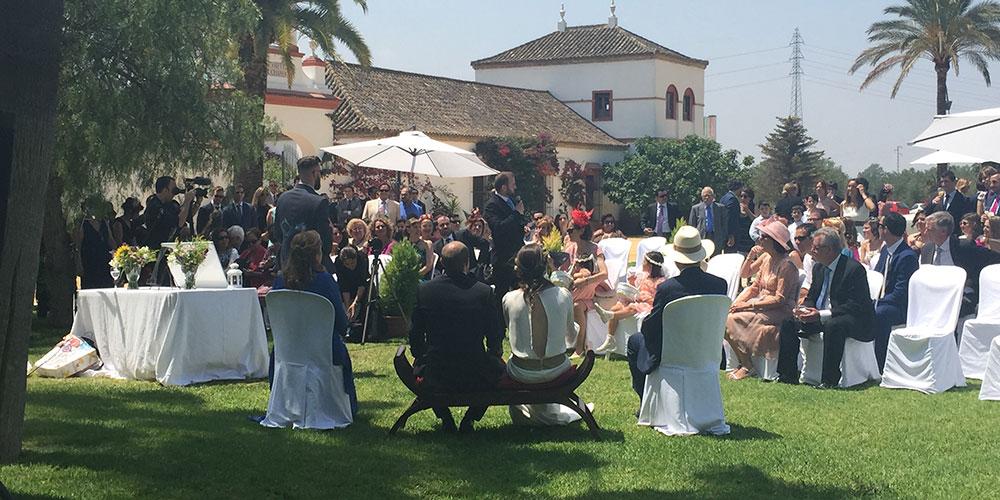 ceremonia hacienda sevilla